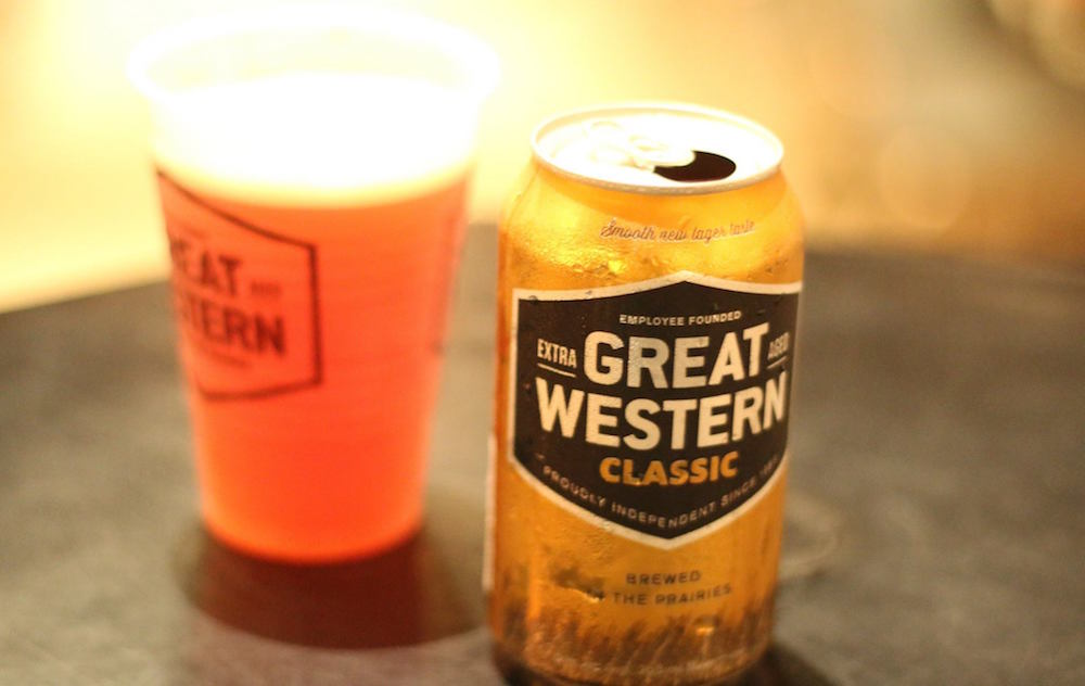 Great western brewing