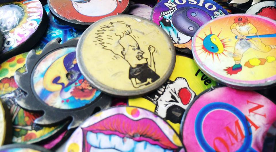 Pogs in all their glory slam for hope facebook