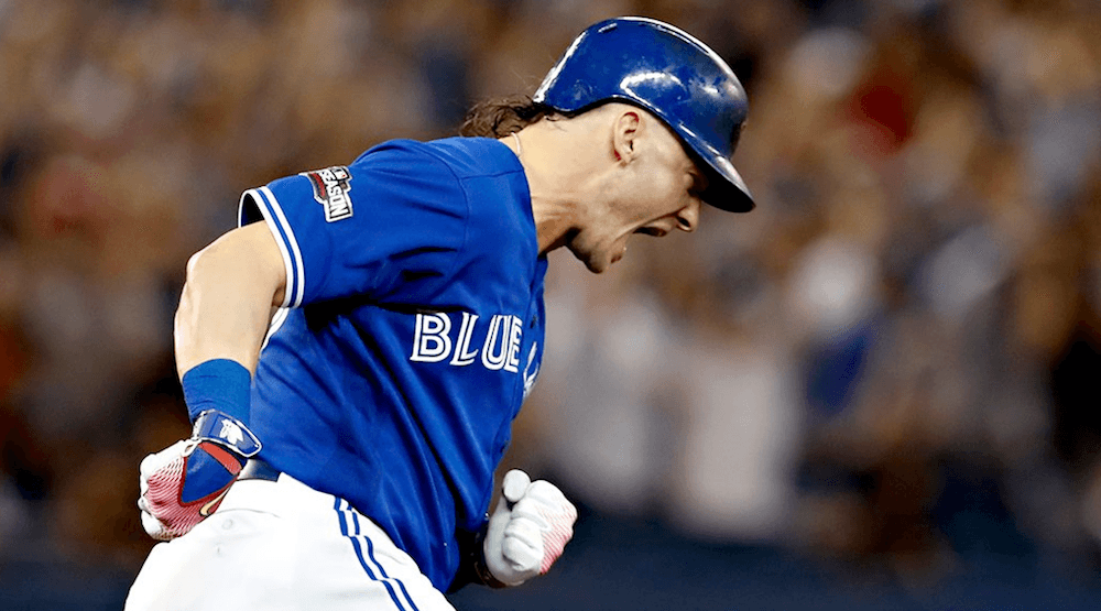 They're not done yet: Blue Jays win Game 4