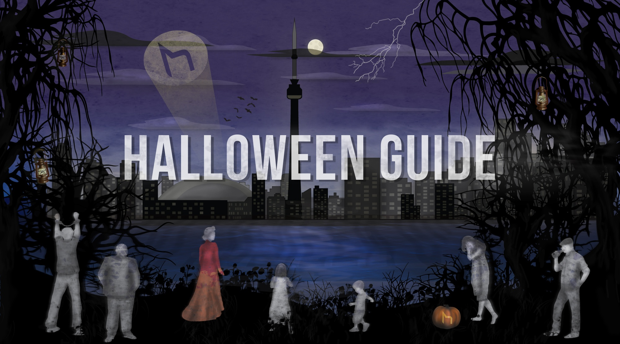 55 things to do this Halloween in Toronto