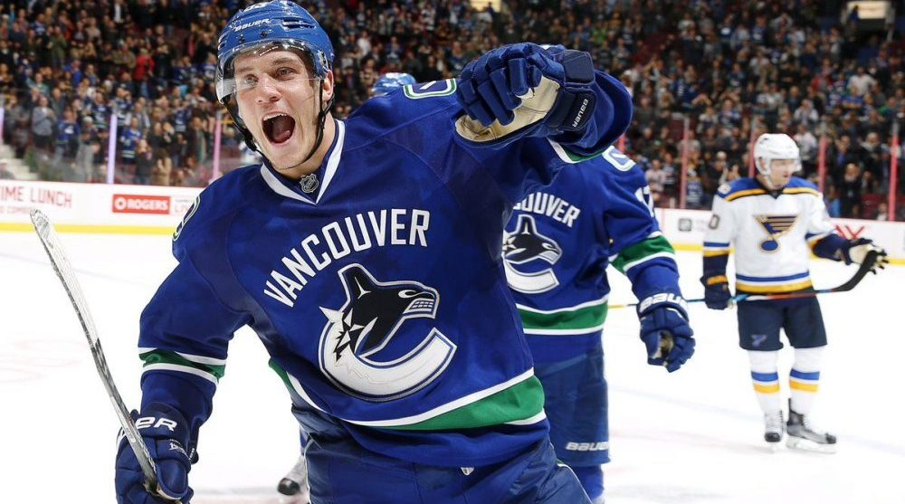 Canucks ink Bo Horvat to six-year contract extension