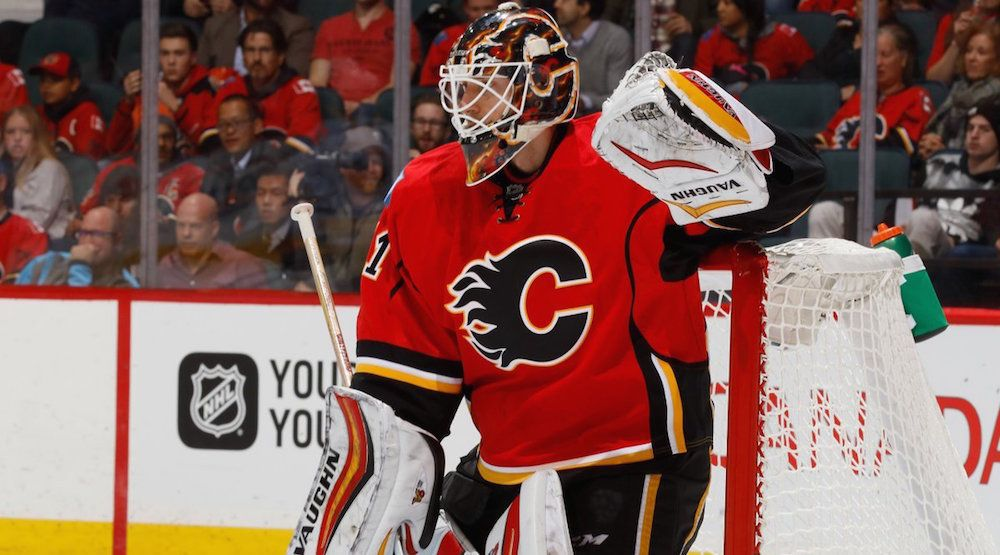 Calgary kid Johnson relishing role with hometown Flames