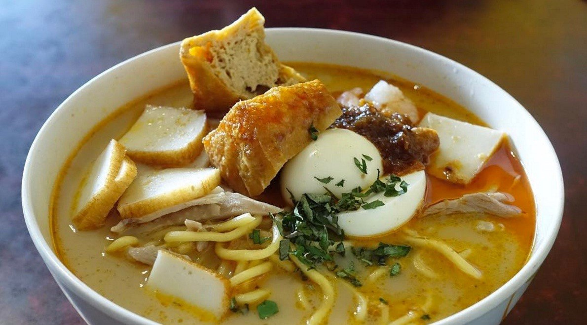 Where to get laksa in Vancouver