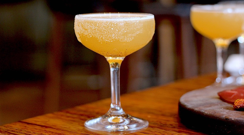 Alchemist cocktail chambar vancouver
