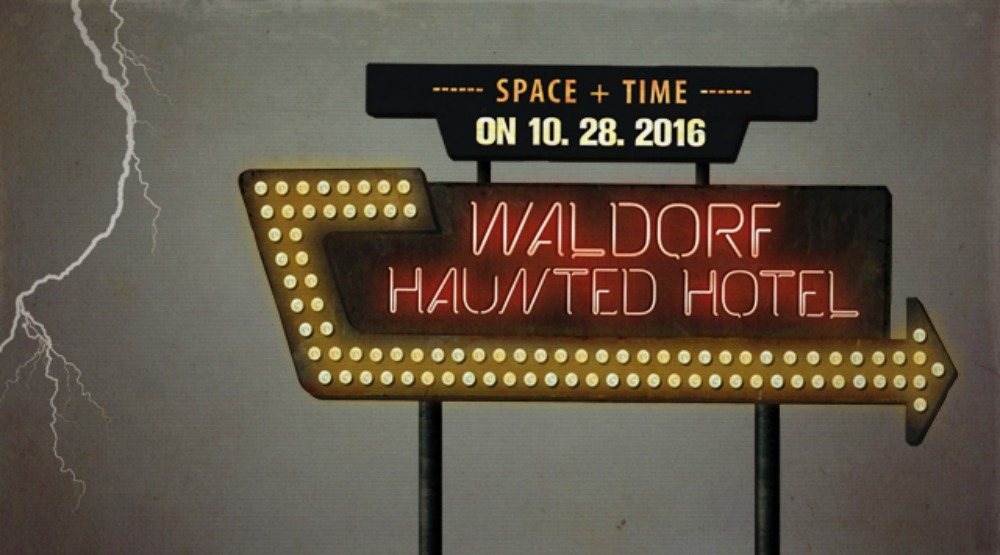 5 killer costumes to wear at the Waldorf Haunted Hotel party