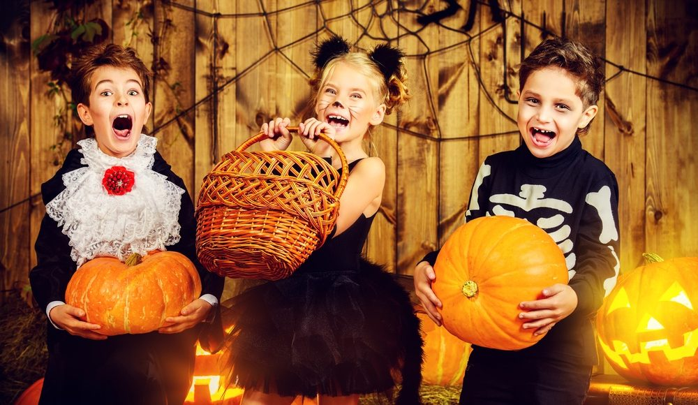 This map forecasts the number of trick-or-treaters you can expect this year