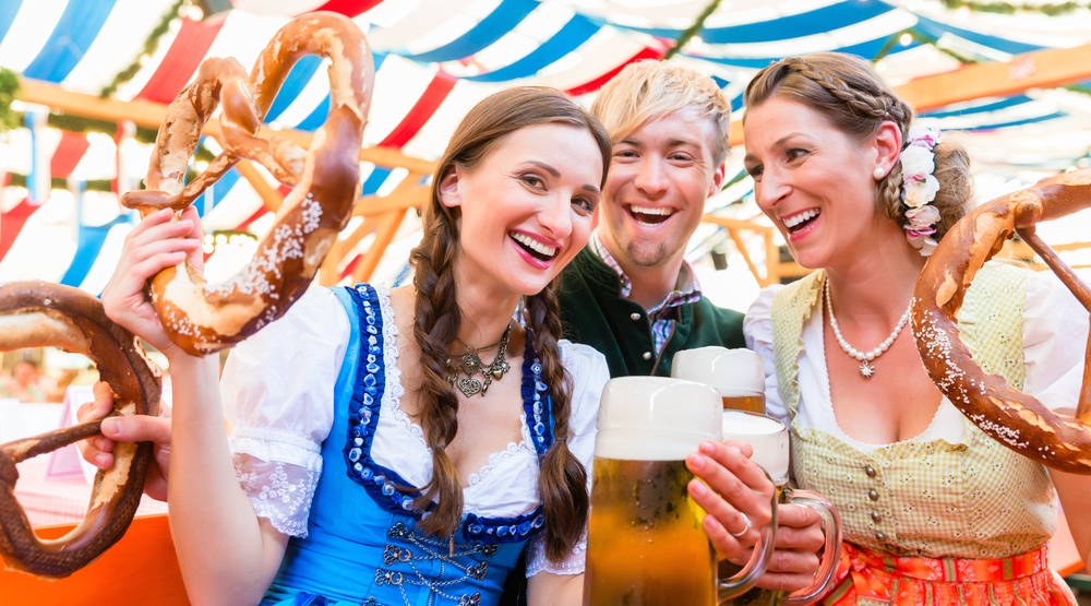 Oktoberfest liquor beer