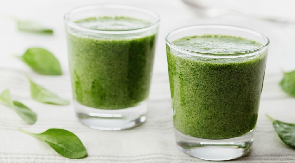 Power through winter with this go-to green smoothie