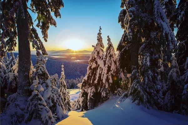 Winter/@grousemountain