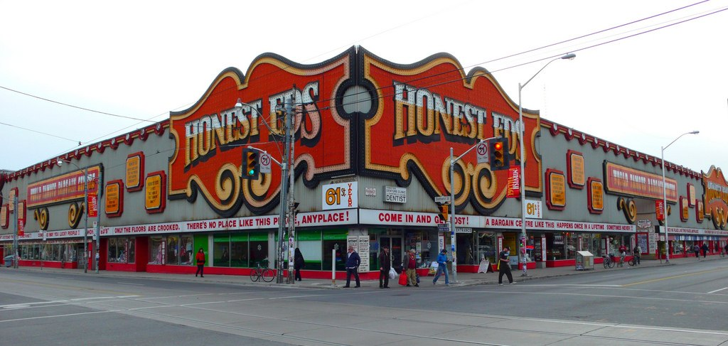 End of an Era: Honest Ed's final sign sale is this weekend