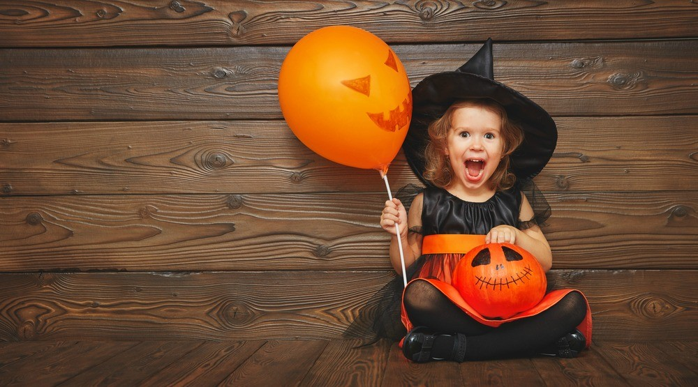 Trick-or-treating and Halloween fun is happening at the City Square Shopping Centre