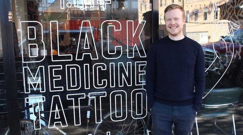 Biz Briefing: Black Medicine Tattoo's Joel Rich