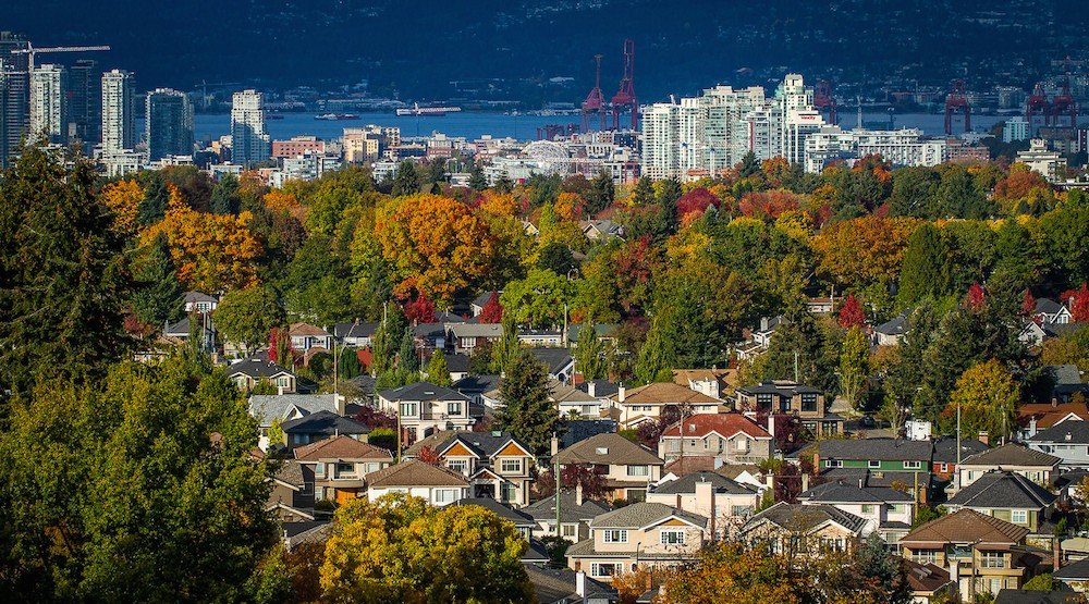 Vancouver housing houses real estate