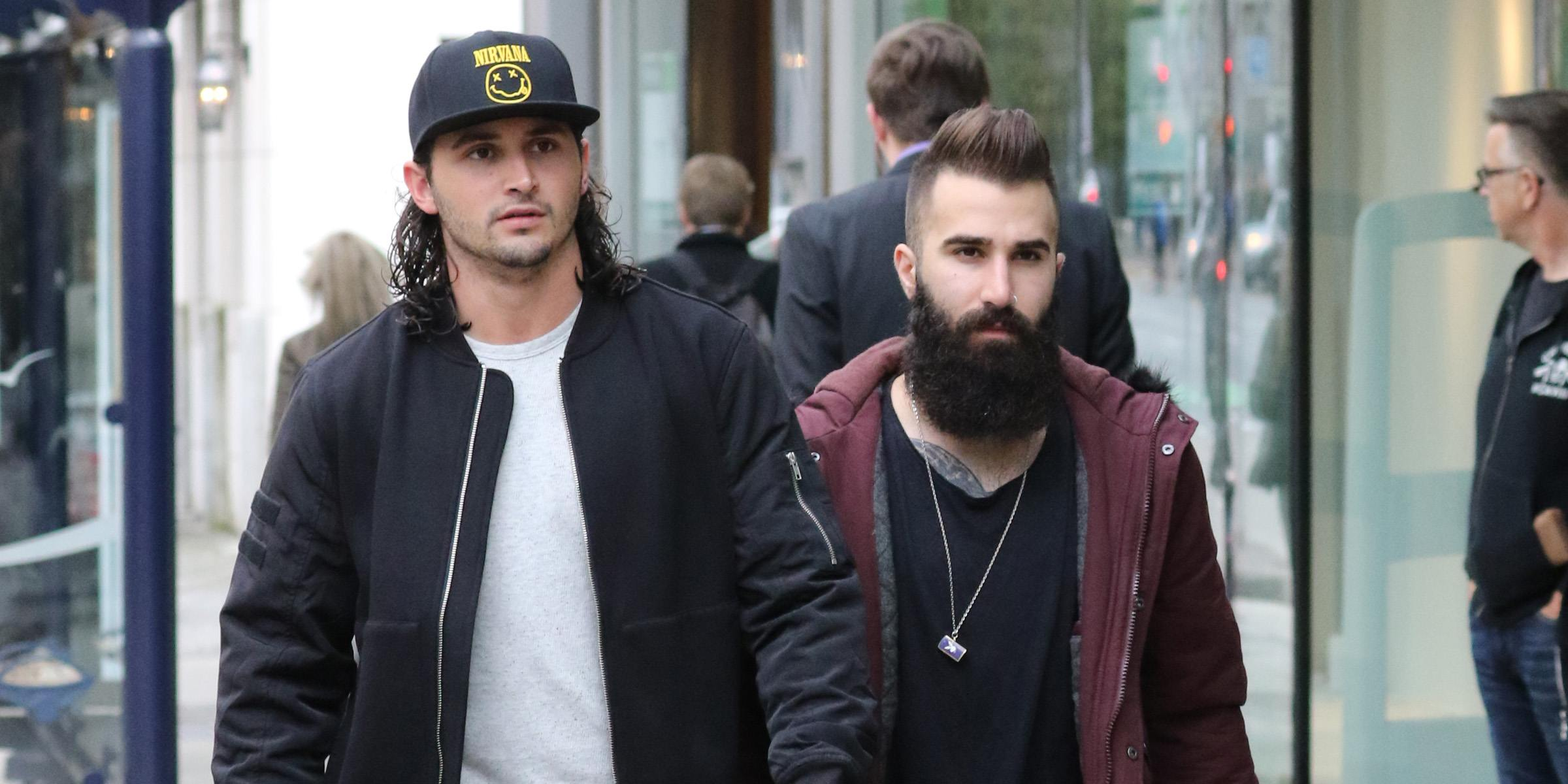 Big Brother stars Paul & Victor spotted in Vancouver (PHOTOS)