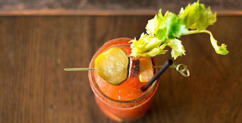7 places to drink a Caesar in Calgary
