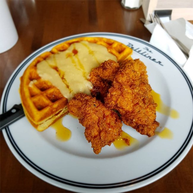 5 Places To Get Fried Chicken And Waffles In Calgary Daily Hive