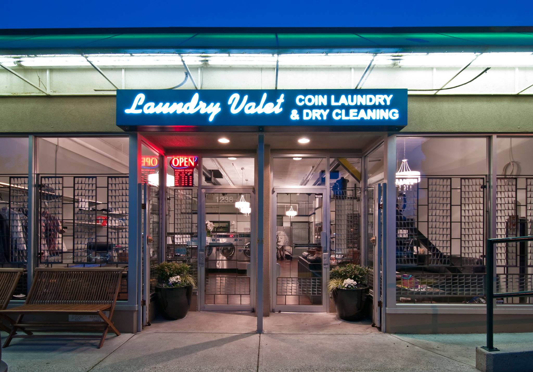 Image: Laundry Valet / Facebook