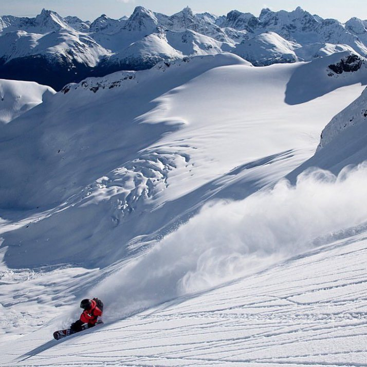 Leanne pelosi snowboarding in bella coola for full moon full moon filmfacebook