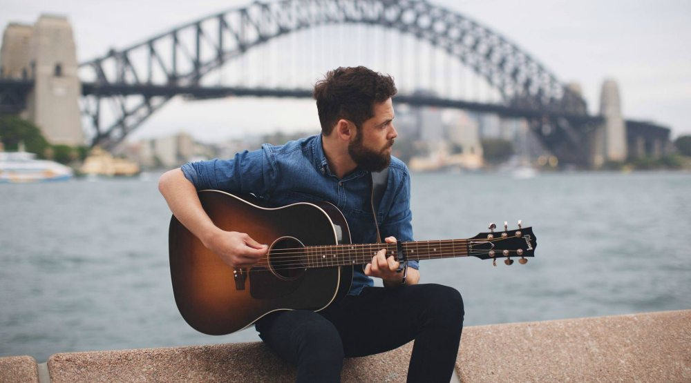 Passenger is playing a show in Montreal in 2017