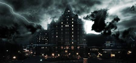 Halloween Heritage Ghost Tour at the Fairmont Banff Springs