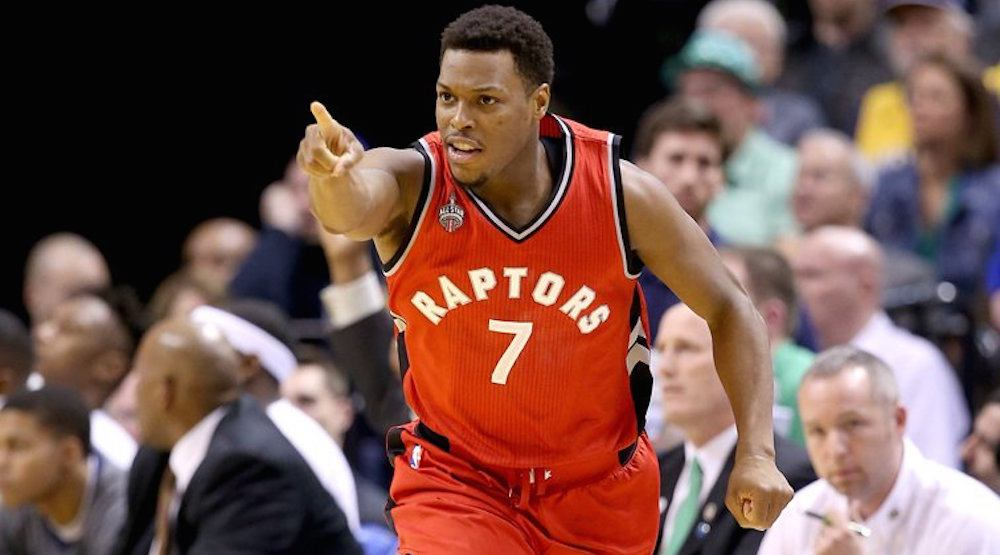 Raptors' Kyle Lowry selected for 4th straight NBA All-Star Game