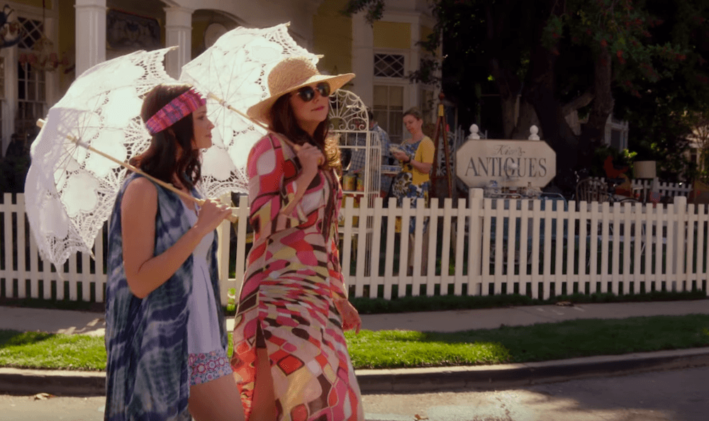 Gilmore girls trailer1