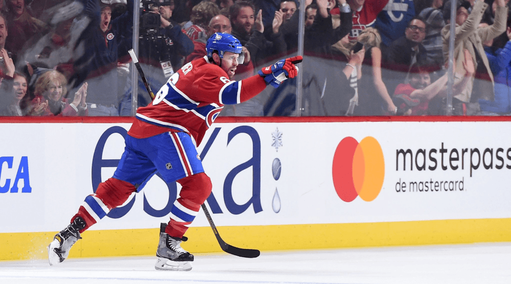 Red-hot Habs defenceman Shea Weber named NHL's 3rd star of the week