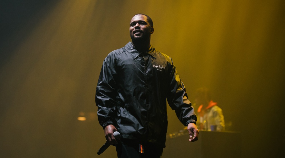 Concert Review: Sound issues spoil Schoolboy Q's immaculate performance (PHOTOS)
