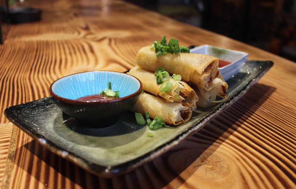 Lumpia (Lindsay William-Ross/Daily Hive)
