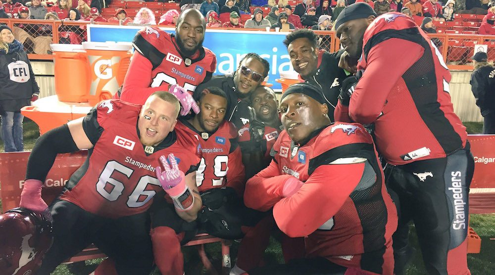 Stampeders are 1 win away from making CFL history