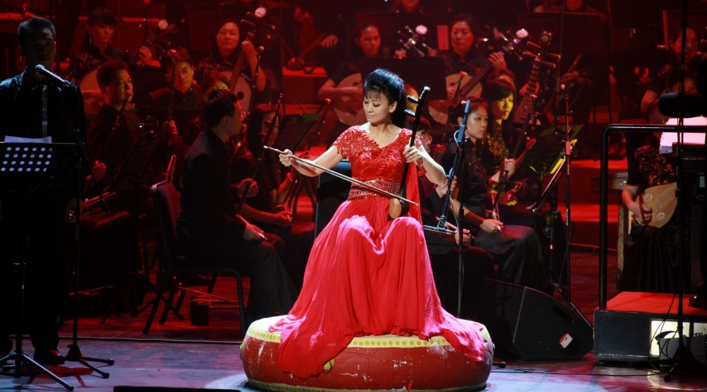 Experience a cultural extravaganza with the China Broadcasting Chinese Orchestra