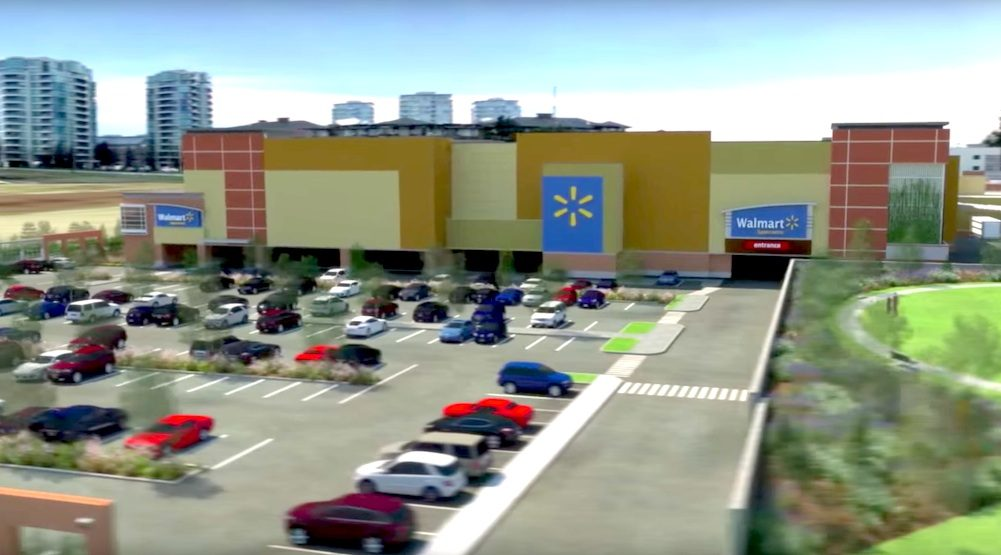 Walmart Supercentre to open in Richmond this Thursday | Daily Hive ...