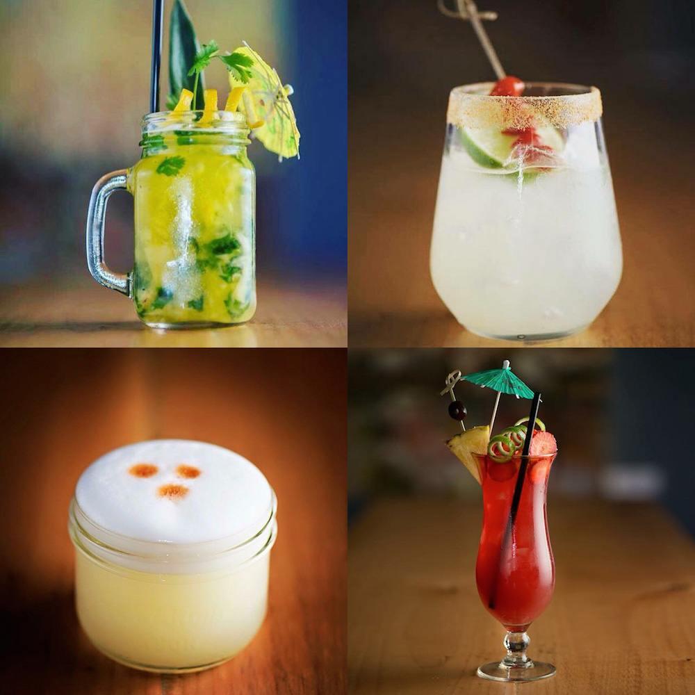 Chicha Picso Cocktails (Courtesy of Chicha)