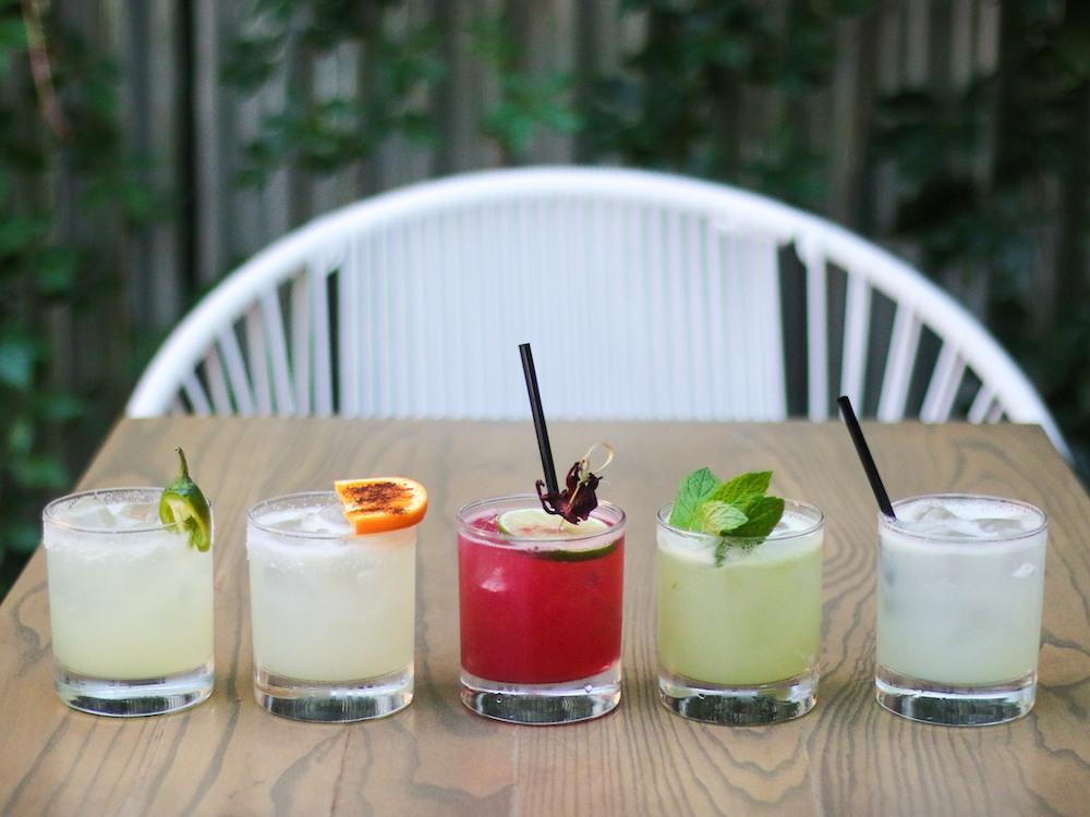Tacofino Tequila Cocktails (Amy Ho/Courtesy Tacofino)