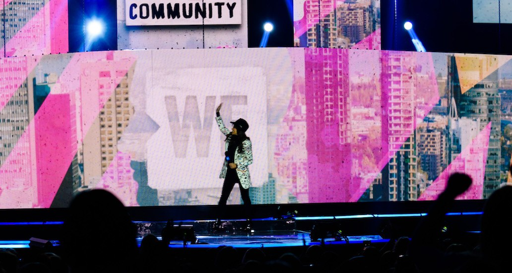 WE Day Alberta: An inspirational day for 18,000 students (PHOTOS)