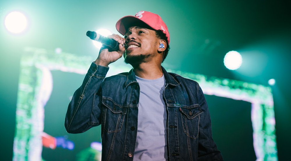 Chance The Rapper stops in Toronto in May as part of his spring tour