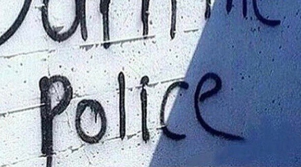 The greatest example of 'Canadian graffiti' has been found