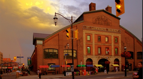 The St. Lawrence Market is throwing a massive night market next month