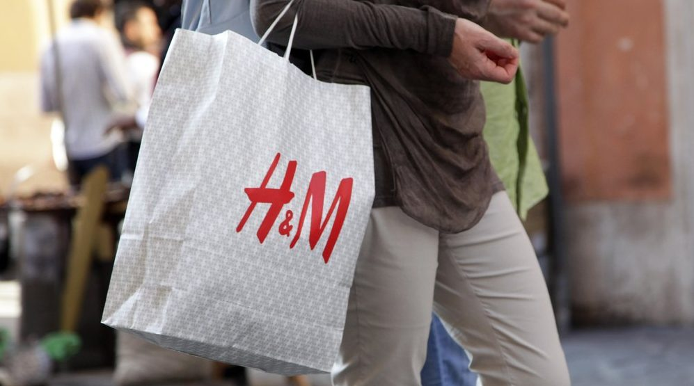 H&M finally launches Canadian online shopping site