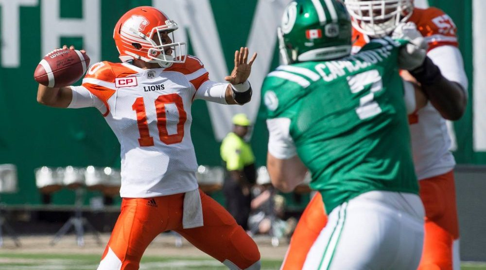 Game Preview: Lions and Riders to play final game at Taylor Field