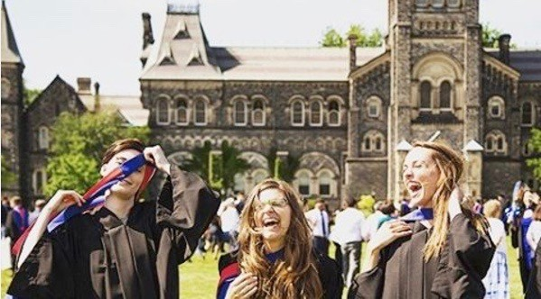 U of T has best reputation of any university in Canada