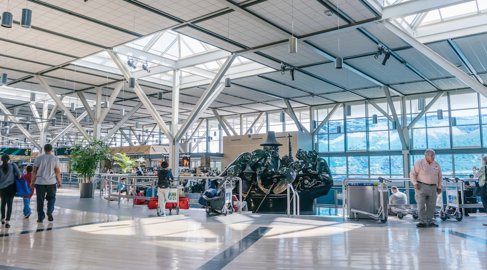Vancouver International Airport named the Best Airport in the World