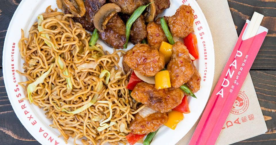 Panda Express Chinese Food Calgary