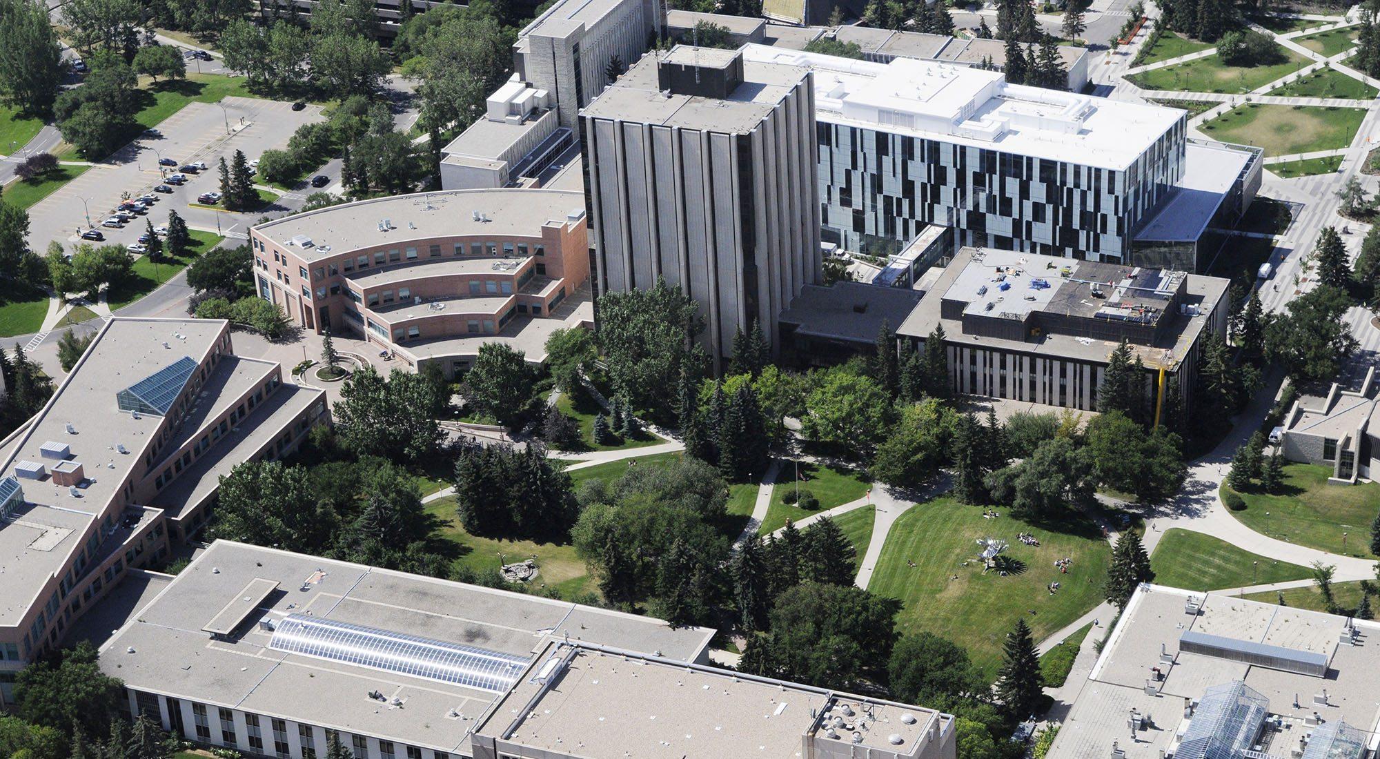 University of calgary main campus university of calgary