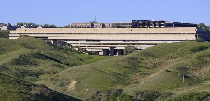 University Hall at the University of Lethbridge (University of Lethbridge)