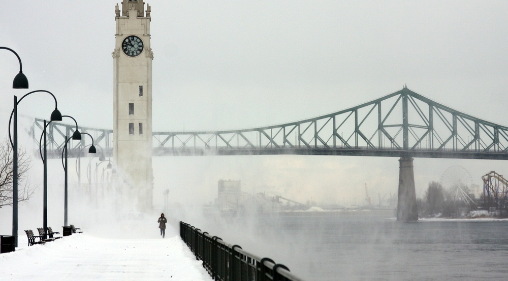 The rumors are true, a harsh winter is coming to Montreal