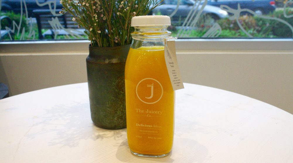 Now Open: The Juicery Co. on Main Street