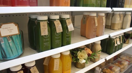The Juicery Co. on Main Street (Hanna McLean/Daily Hive)