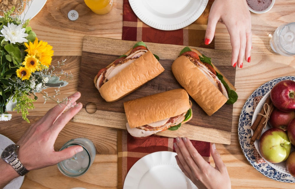 SUBWAY is giving back on National Sandwich Day