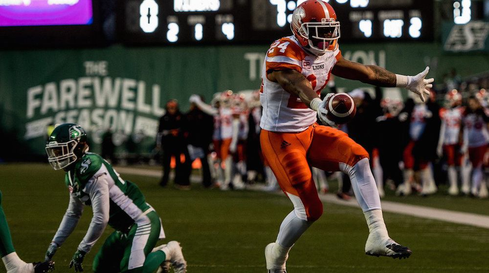 Quick-6: Lions spoil Riders' farewell game at Taylor Field
